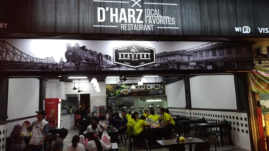 D harz restaurant kota kinabalu reviews