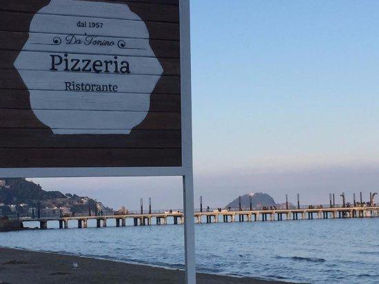 Ristorante Pizzeria da Tonino : Insegna