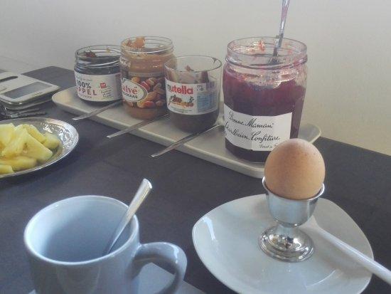 Mollenvlied Bed & Breakfast: la colazione
