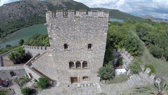 Ionian Seaways: Butrint Castle Tower
