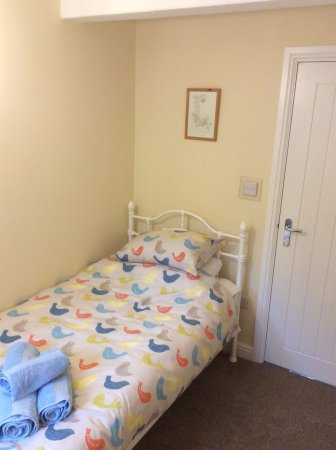 Peak District National Park, UK: Nell's Cottage Single Bedroom