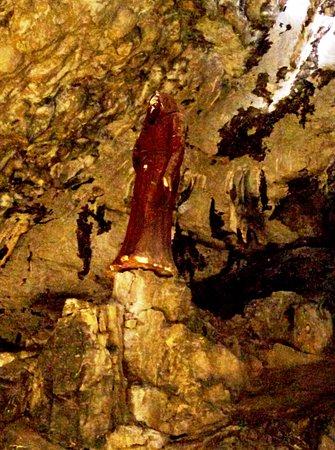 Castleton, UK: Inside caves