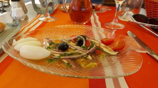 Port-Vendres, França: Filets d anchois