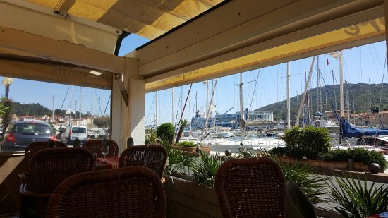 Port-Vendres, França: terrasse