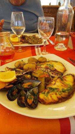 Port-Vendres, França: plat