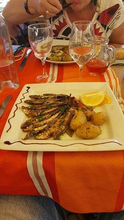 Port-Vendres, França: Sardines