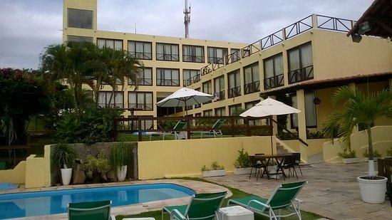 カバナス アパート ホテル