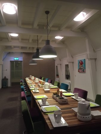 Vlaardingen, Hollanda: Multifunctionele vergaderruimte