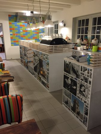 Vlaardingen, Holland: Lunchroom