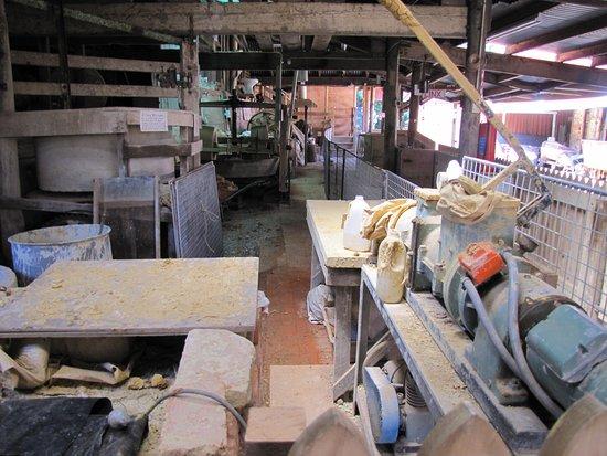 Coromandel, Νέα Ζηλανδία: The idle pottery making shop