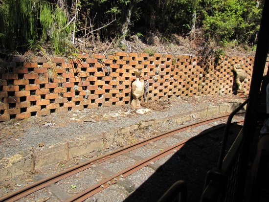 Coromandel, Νέα Ζηλανδία: Barry fired every brick