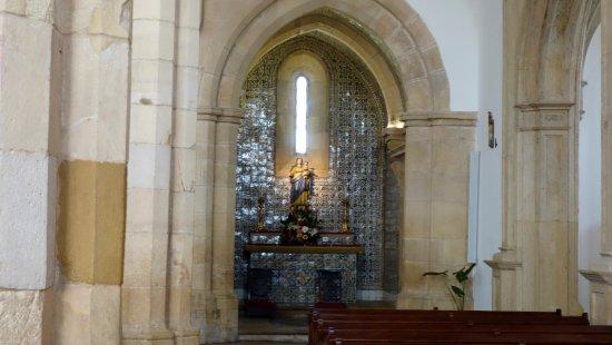 Tomar, Portugal: Igreja de Santa Maria dos Olivais