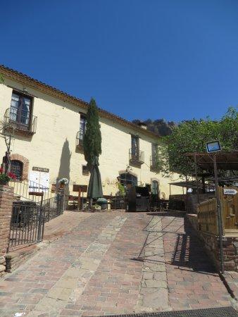 Collbato, Spain: Einang