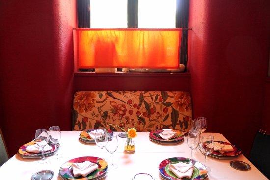 La Gamella : Nuestras mesas