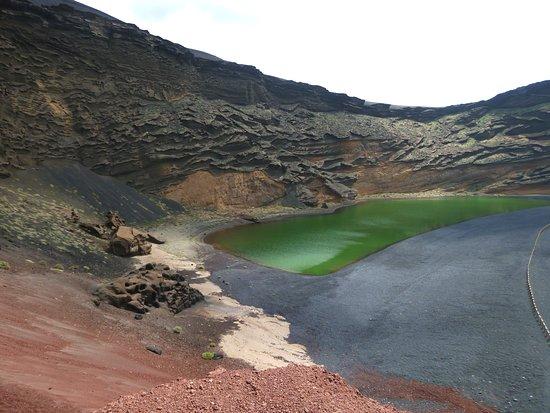El Golfo, Ισπανία: Lago Verde