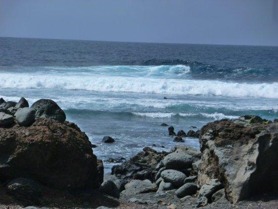 El Golfo, Spanje: Küste
