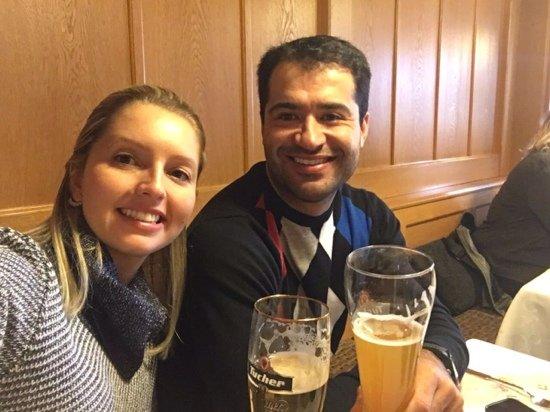 Spaetzle-Schwob: cerveja boa