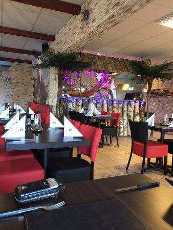 Hals, Dinamarca: The Restaurant