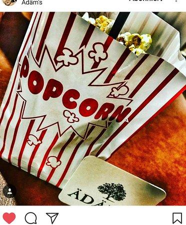 Frauenau, Germany: Popcorn Colada