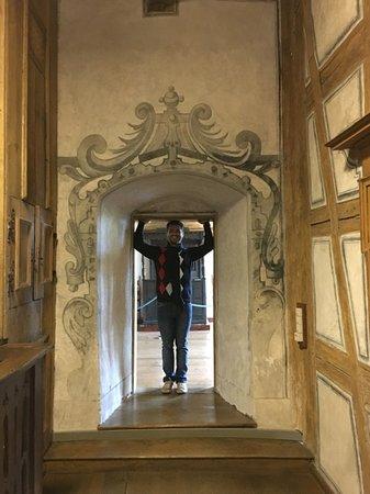 Imperial City Museum (Reichsstadtmuseum): porta