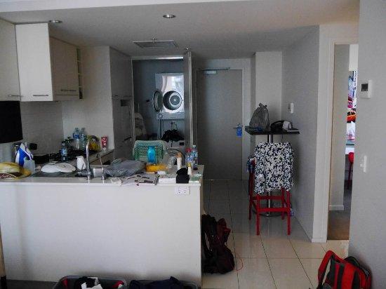 Kuche Waschmaschine Picture Of Mantra Midtown Brisbane