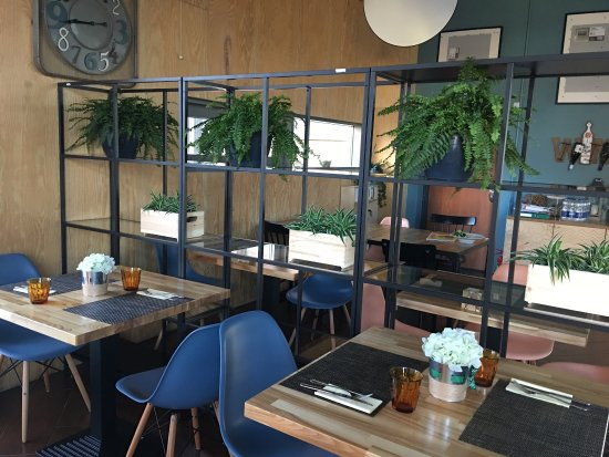 Saulkrasti, Letonia: Saules Cafe