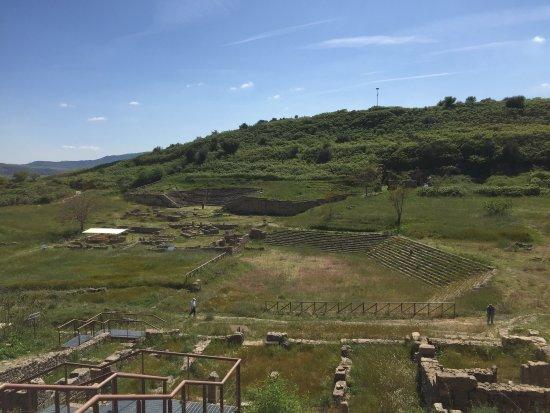 Aidone, Italie : Photos taken around the site