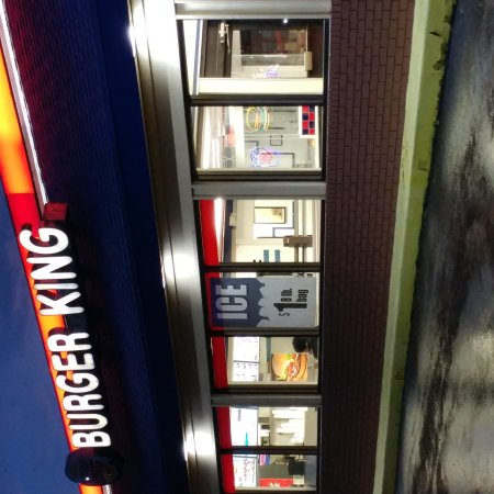Christiansburg, VA: Burger King