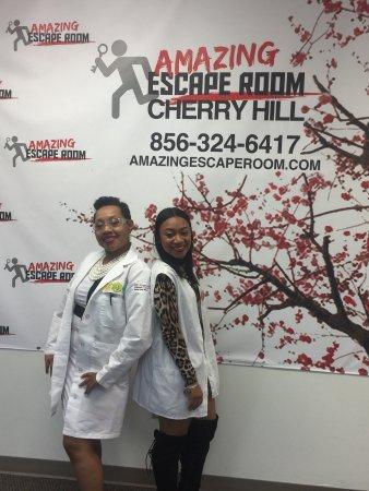 Great Escape Room Cherry Hill Nj