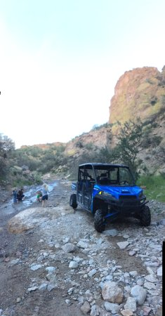 Florence, AZ: Ranger Crew rental in Box Canyon from AZ Rentals and More, LLC