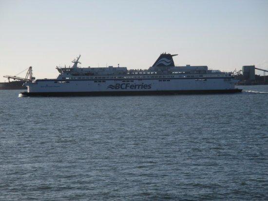 Tsawwassen, Canada: Spirit vessel