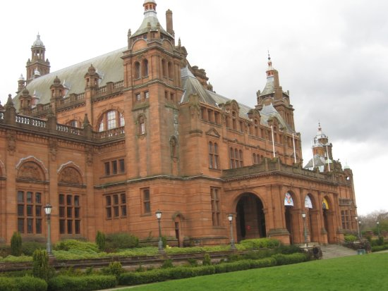 Kelvingrove Art Gallery and Museum: Argyle Street Entrance - Kelvingrove, Glasgow