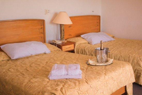 El Condor Club & Beach Resort: Habitación doble con vista al jardín