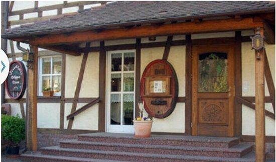 Hammelburg, Deutschland: Weinscheune Feuerthal