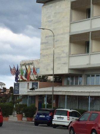 Tirrenia, Italy: Grand Hotel Continental