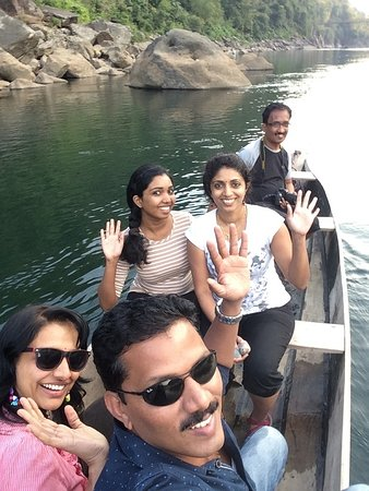 Meghalaya, Indien: Bye bye Dawki- see you again