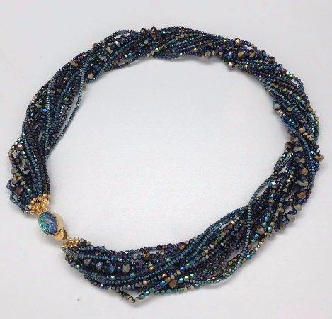 Boulder, CO: Custom Mother of the Bride Necklace