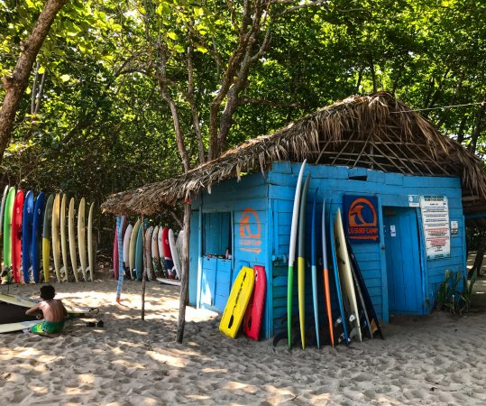 Cabarete, Dominicaanse Republiek: A bit of fun for the day there wasn't any wind