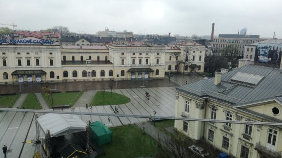 andel's by Vienna House Cracow: View from the room
