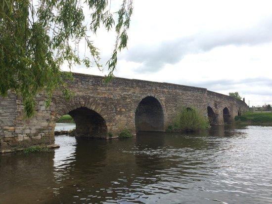 Bidford-on-Avon, UK: The Bridge