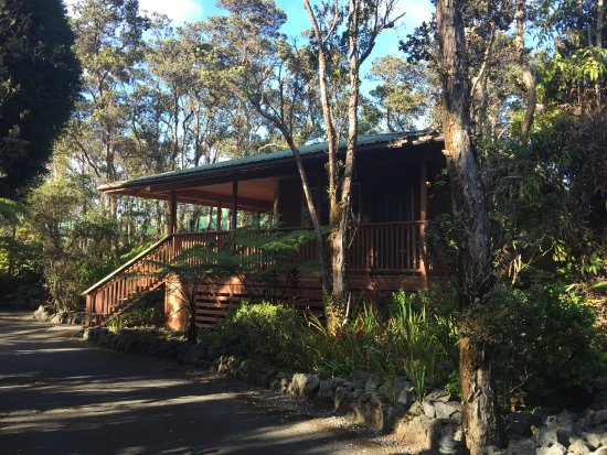 Volcano Country Cottages Bild