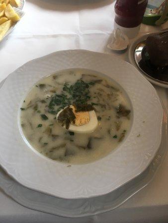 Zgorzelec, Polen: Echt leckeres Essen