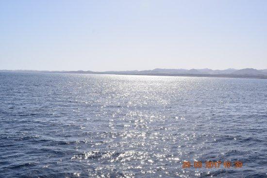 Dahab Safari Day Tours: Sea View