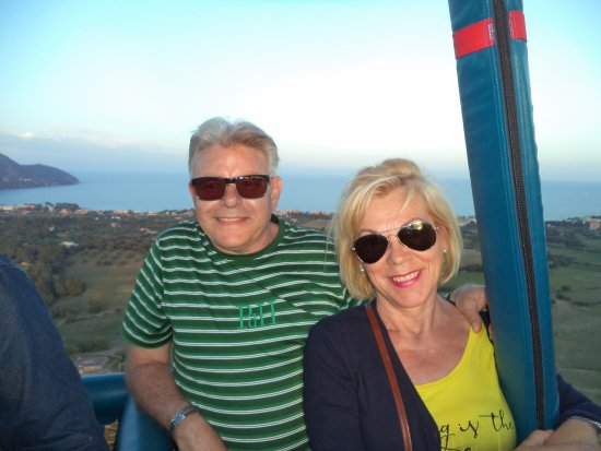 Illes Balears Ballooning: Bautizo de vuelo