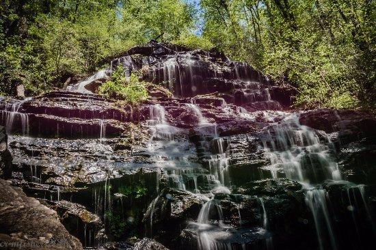 Walhalla, SC: the falls