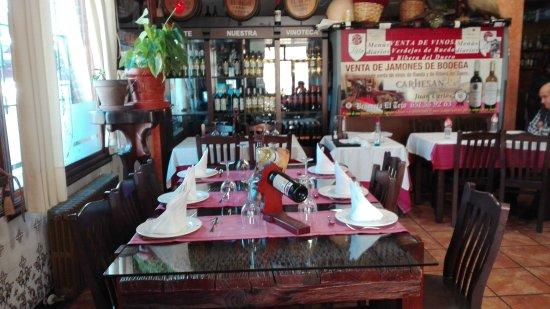 imagen Restaurante Braseria Tejo en Rueda