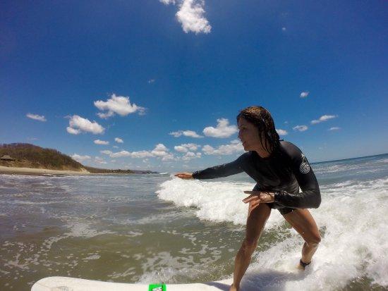 Surf Popoyo Lessons