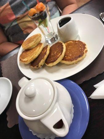Ridgeland, MS: Kids pancakes