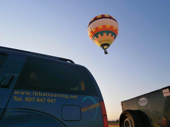 Illes Balears Ballooning: Buen vuelo