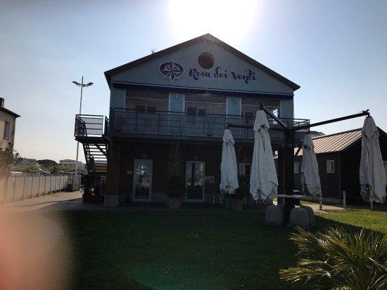 Marina di Ravenna, Italy: La Rosa dei Venti